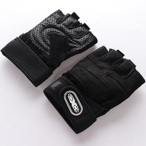 Gym Gloves Bodybuilding Gym Weights Gloves Non-Slip