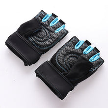 Load image into Gallery viewer, Gym Gloves Bodybuilding Gym Weights Gloves Non-Slip