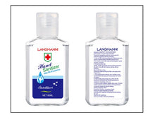 Load image into Gallery viewer, 50ml Hands-free Hand Sanitizer Gel Germicidal Portable Cleaning Wipe Out Bacteria