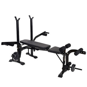 Weight Bench  Multi-functional Gym Equipment Wholesale Home Fitness