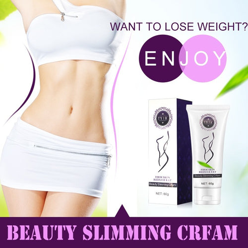 60g Lady Whole Body Fat Burning Slimming Body Cream Weight Loss Cream Supplements Health Care