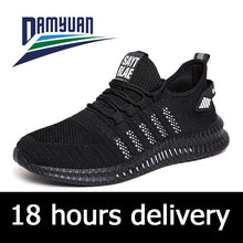 Load image into Gallery viewer, Running Shoes Lightweight Breathable Man's Sport Shoes 48 Comfortable Fashion