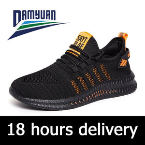 Running Shoes Lightweight Breathable Man's Sport Shoes 48 Comfortable Fashion