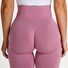 Load image into Gallery viewer, Workout Tracksuit Women Leggings Push Up Fitness KALENMOS  Slim Jogger High Waist Mujer Seamless