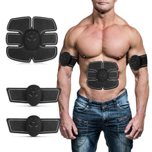 Load image into Gallery viewer, Abdominal Muscle Trainer Electronic Muscle Exerciser Machine Fitness
