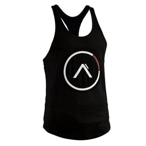 Men Running Vest Cotton Tank Top Bodybuilding Sleeveless shirt