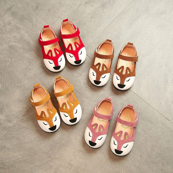 The Foxy Shoes