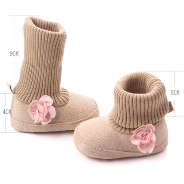 The Flower Booties