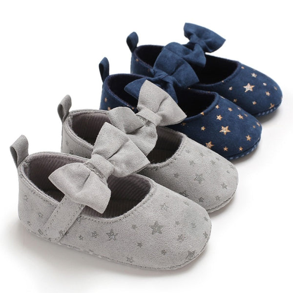 The Sequin Star Moccasins
