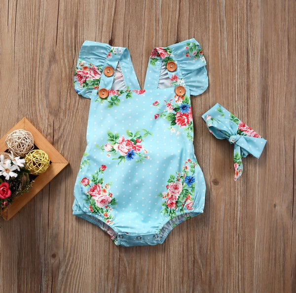 The Natalie Romper