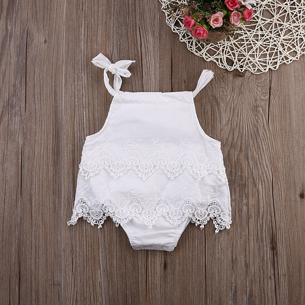 The Lacy Romper