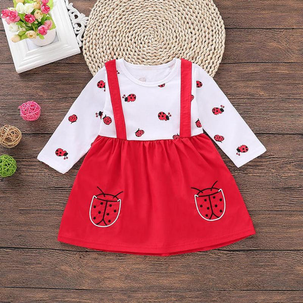 The Ladybug Dress