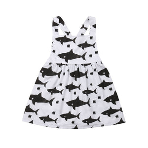 The Baby Shark Dress