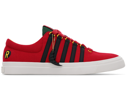 K-Swiss x Robin '66 - Surf N Turf - RED/BLACK