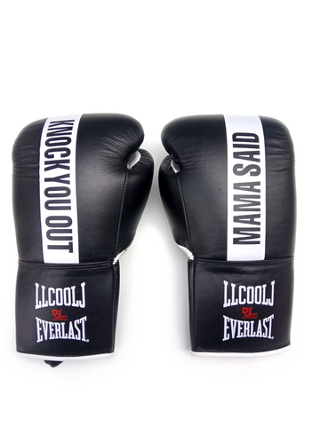 EVERLAST + LL COOL J BOXING GLOVES