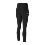 PUMA X BALMAIN BIKER SWEATPANTS - BLACK