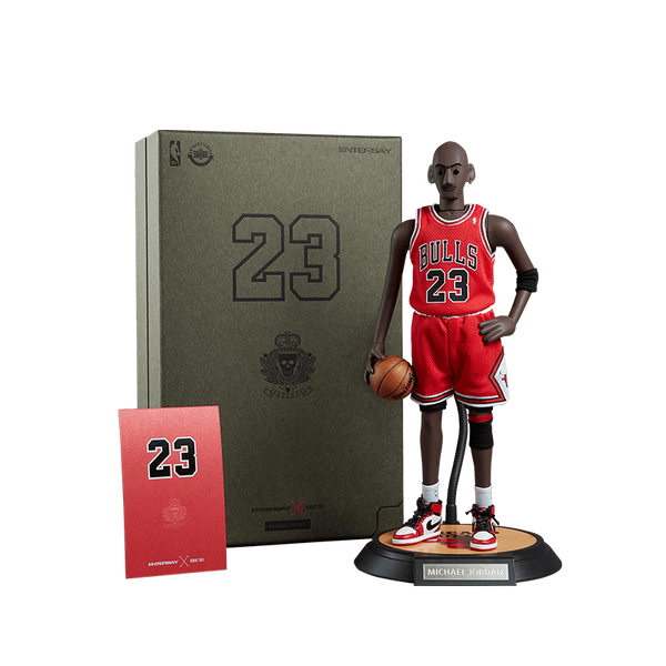 1/6 ENTERBAY + ERIC SO MICHAEL JORDAN (AWAY)