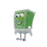 SPONGEBOB SHELLEBRATION KID ROBOT FIGURINE