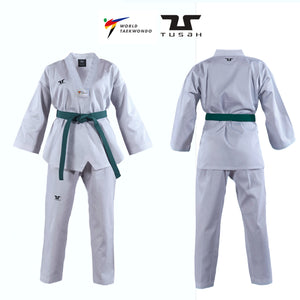 EZ-Fit Sparring Uniform - White