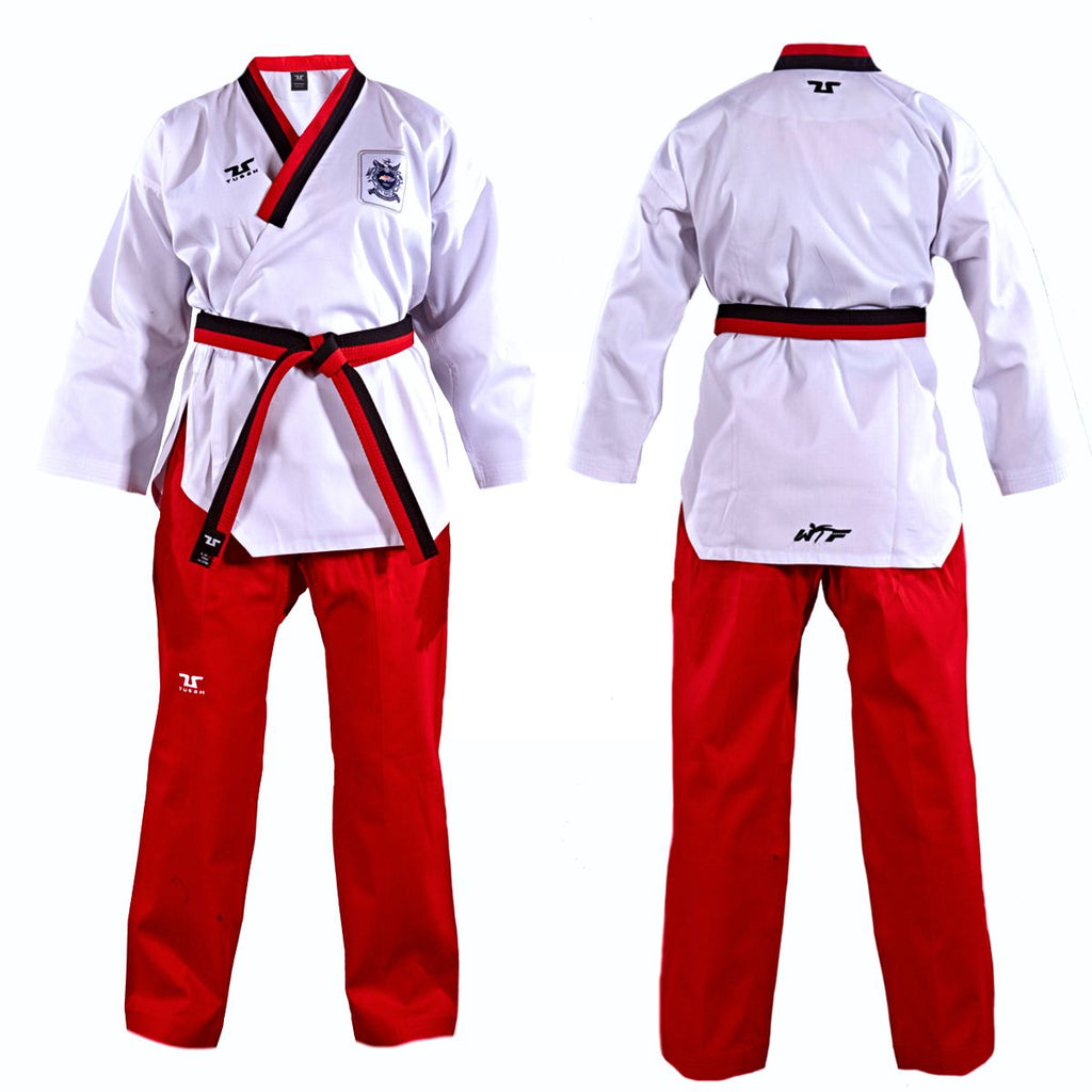 EZ-Fit Poomsae Uniform - Cadets Females