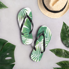 Load image into Gallery viewer, Flip-Flops - Palm Trees