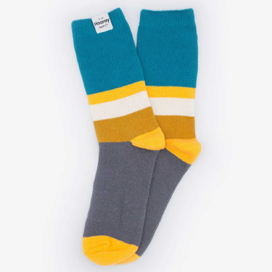Ankle Socks - Taraval Socks from Hooray Socks