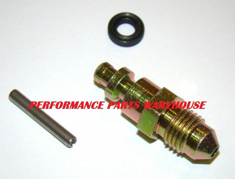 84-97 CHEVY T5 T56 HYDRAULIC CLUTCH LINE FITTING AN-4 LINE; 5 & 6-SPEED SWAP