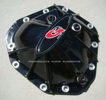 G2 DANA 60/70 REAR END COVER - BLACK ALUMINUM - DODGE PLYMOUTH FORD CHEVY