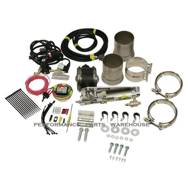 "BD DIESEL UNIVERSAL EXHAUST MOUNTED JAKE BRAKE 5"" - Without Air Compressor"