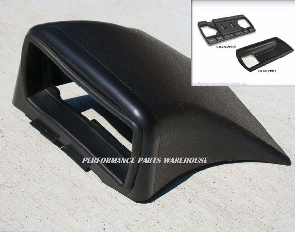 EDGE CS2/CTS2 DASH MOUNT 07.5-14 GM DIESEL, 07.5-13 GAS TRUCKS - BASIC INTERIOR