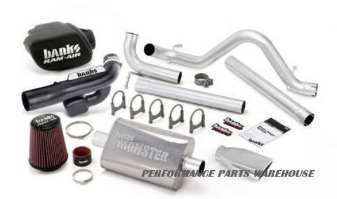 BANKS STINGER SYSTEM 12-18 JEEP WRANGLER 2-DOOR - CHROME EXHAUST TIP