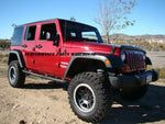 "RUBICON EXPRESS 3.5"" LIFT KIT 2007-18 JEEP WRANGLER 4-DOOR JK - TWIN TUBE SHOCKS"