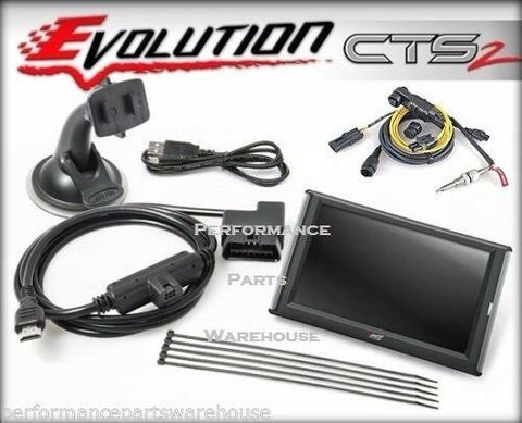 EDGE EVOLUTION CTS2 DIESEL TUNER w/ EGT PROBE 01-16 Chevy 95-19 Ford 03-12 Dodge