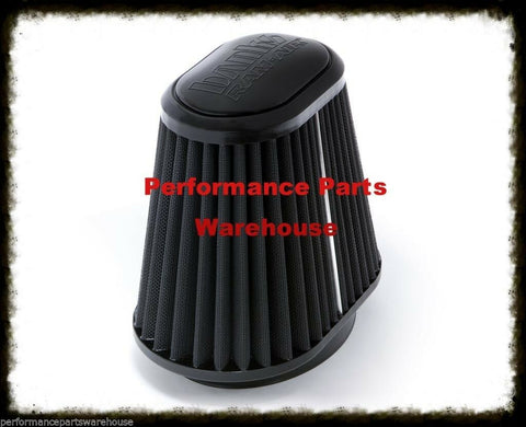 REPLACEMENT DRY FILTER ONLY For BANKS RAM-AIR INTAKE 03-07 FORD 6.0 POWERSTROKE
