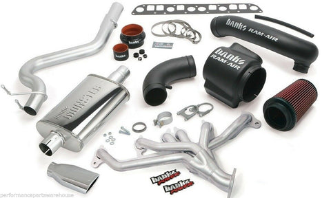 BANKS POWERPACK SYSTEM 2004-06 JEEP WRANGLER 4.0