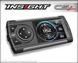 EDGE INSIGHT CS2 DIGITAL GAUGE DISPLAY Fits 96-NEWER OBD2 VEHICLES