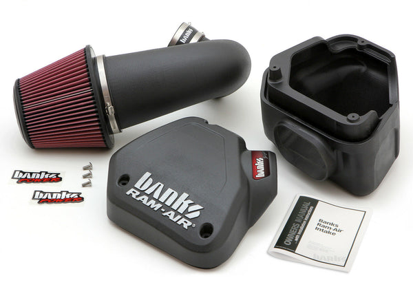BANKS RAM-AIR INTAKE SYSTEM Fits 94-02 DODGE 5.9L CUMMINS