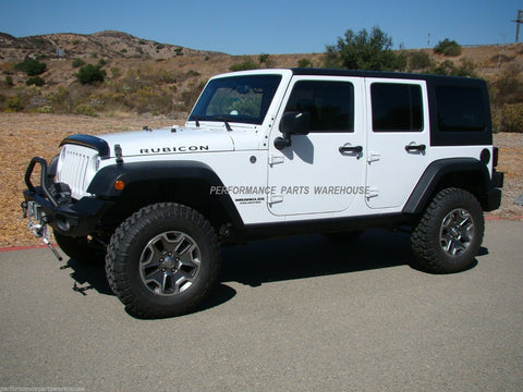 "RUBICON EXPRESS 2.5"" LIFT KIT 07-18 JEEP WRANGLER JK 4-DOOR - NO SHOCKS"