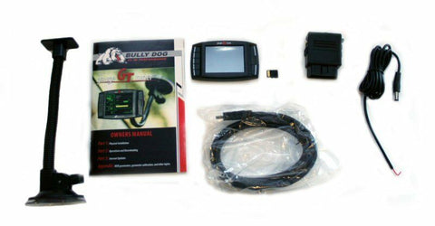 BULLY DOG GT PLATINUM GAS TUNER 03-13 DODGE CARS & TRUCKS