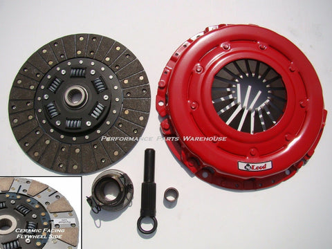 McLEOD SUPER STREET PRO CLUTCH 550-HP MoPar HEMI 4-SPEED 18-SPLINE 130T FLY