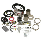"BD DIESEL UNIVERSAL EXHAUST MOUNTED JAKE BRAKE 4"" - With Air Compressor"