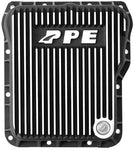 PPE DEEP TRANSMISSION PAN 01-16 DURAMAX ALLISON 1000/2000/2400 TRANS - BRUSHED