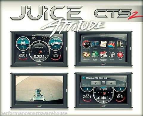EDGE JUICE WITH ATTITUDE CTS2 Fits 2013-18 DODGE 6.7L CUMMINS +80HP