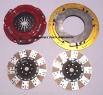 McLEOD RXT 1200-HP TWIN DISC CLUTCH MoPar 18-SPLINE HEMI 4-SPEED 130T FLY