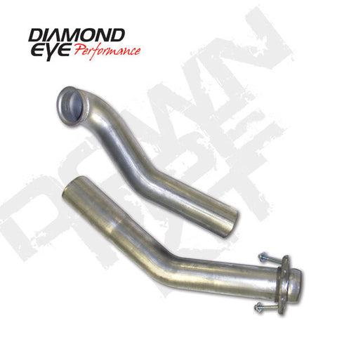 "DIAMOND EYE 3"" TURBO DOWN PIPE 94-97 FORD F250/350 7.3L POWERSTROKE"