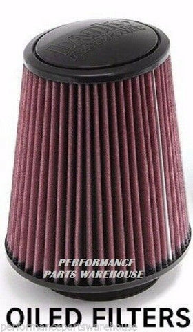 NEW OILED FILTER ONLY For BANKS RAM-AIR INTAKE 99-15 FORD, 94-02 DODGE DIESEL