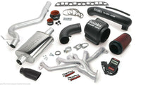 BANKS POWERPACK SYSTEM w/ AUTOMIND 00-03 JEEP WRANGLER / BLACK EXHAUST TIP