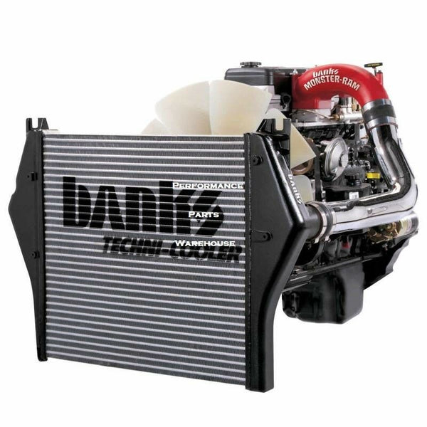 BANKS TECHNI-COOLER Fits 03-05 DODGE RAM 5.9L CUMMINS