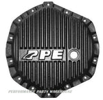 PPE ALUMINUM REAR END COVER 2001-18 CHEVY GMC HD 2500 3500 - BLACK