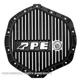 PPE ALUMINUM REAR END COVER 2001-18 CHEVY GMC HD 2500 3500 - BLACK / BRUSHED